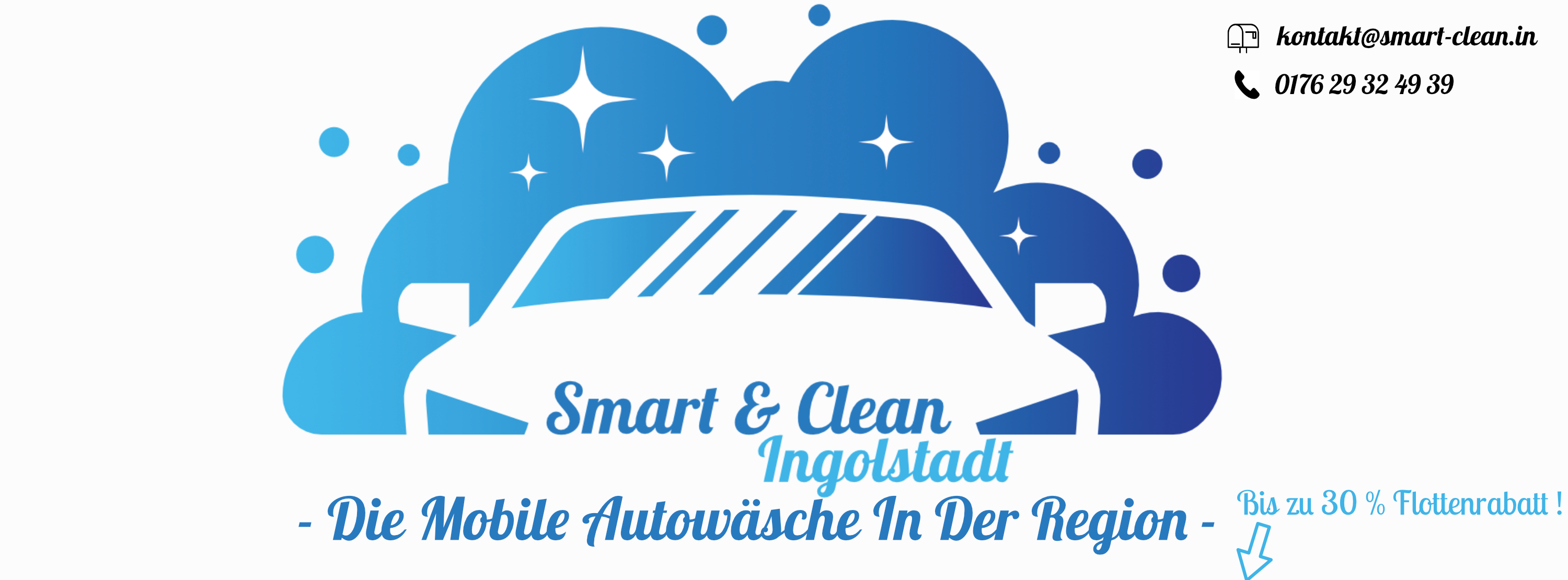 Smart & Clean Ingolstadt Logo
